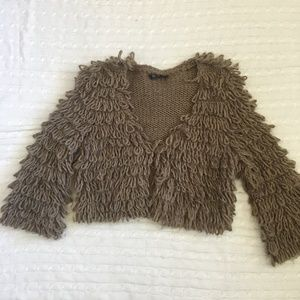 INC International Concepts Loopy Sweater Size L